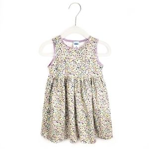 Baby Girls Floral Dress